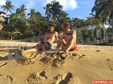 Imagini incredibile! Cum aratau picioarele lui Stefan la cateva minute dupa ce a fost eliminat de la Exatlon. Corespondenta speciala WOWbiz.ro din Republica Dominicana EXCLUSIV