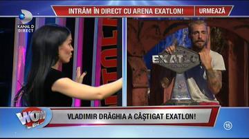Vladimir Draghia, surpriza pentru Ionut! Ce i-a oferit Razboinicului, dupa ce a anuntat ca doneaza cei 100.000 de euro