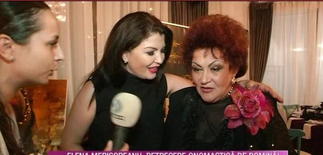Elena Merisoreanu a facut o petrecere de pomina! Si-a sarbatorit onomastica impreuna cu 100 de prieteni