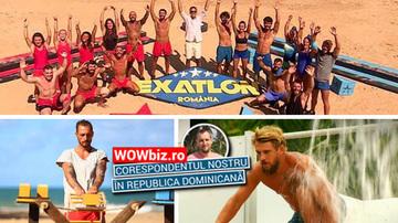 Melodia romaneasca dedicata show-ului Exatlon, mare hit in Republica Dominicana! Trimisul special WOWbiz.ro a ascultat-o zilnic VIDEO