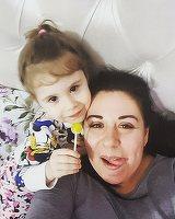 Oana Roman vrea sa infieze un copil