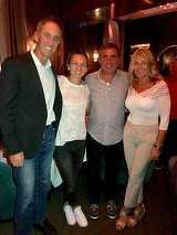 Alaturi de cine a petrecut Simona Halep dupa victoria de la Roland Garros!