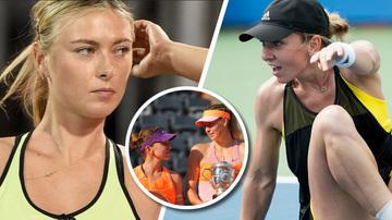 Cum a reusit Maria Sharapova sa o scoata din minti pe calma Simona Halep? Cu trucurile astea, rusoaica si-a atras antipatia colegelor ei