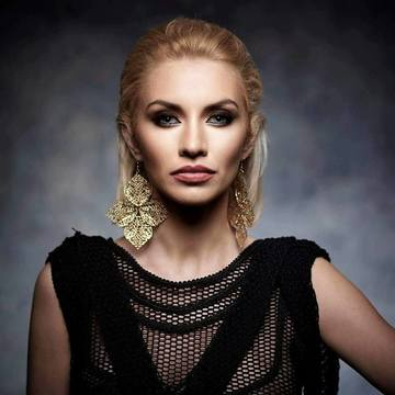 """Ghinion teribil pentru Alina in Finala """"Bravo, ai stil! All Stars""""! Ce i s-a intamplat finalistei in timpul numarului"""