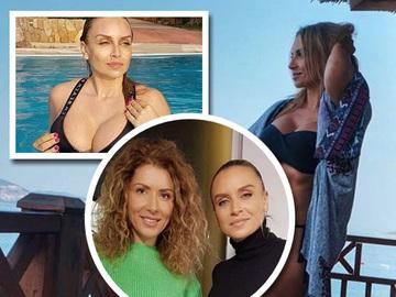 """Adina Halas la 38 de ani, mai """"buna"""" ca in tinerete! Abdomen cu patratele pentru fosta colega a lui Carmen Bruma"""