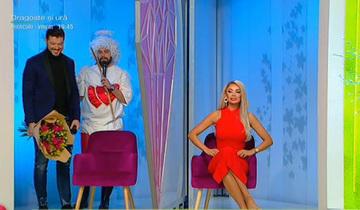 Ultimele aparitii la TV ale Biancai Dragusanu cu Victor Slav! La WOWBiz au raspuns la cele mai deocheate intrebari, la Te vreau langa mine el i-a facut cea mai frumoasa surpriza!