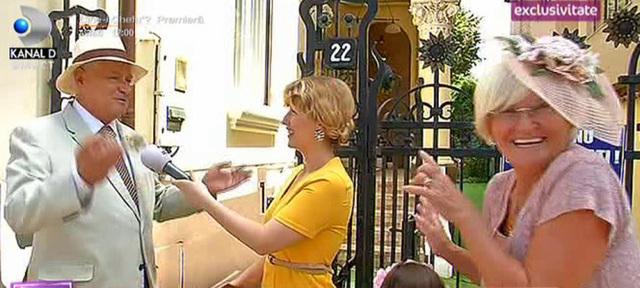 Monica Tatoiu s-a maritat din nou cu sotul ei! A purtat o rochie cumparata din America!
