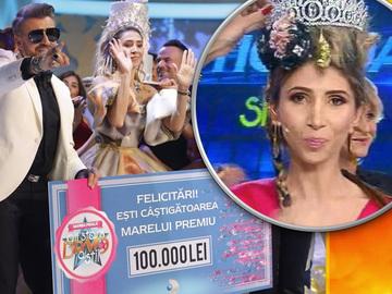 "Primul interviu, dupa finala ""BRAVO, AI STIL""! Ce va face Silvia cu banii castigati? Aflati la Stirile Kanal D, la 18:45!"