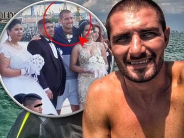 "Catalin Cazacu: ""Am mai stricat o nunta""! Vedeta Exatlon, in bermude, langa nasa cea sexy"