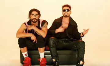 "Sonny Flame si Connect-R au lansat ""Print si cersetor""! Prima piesa vesela din 2018"