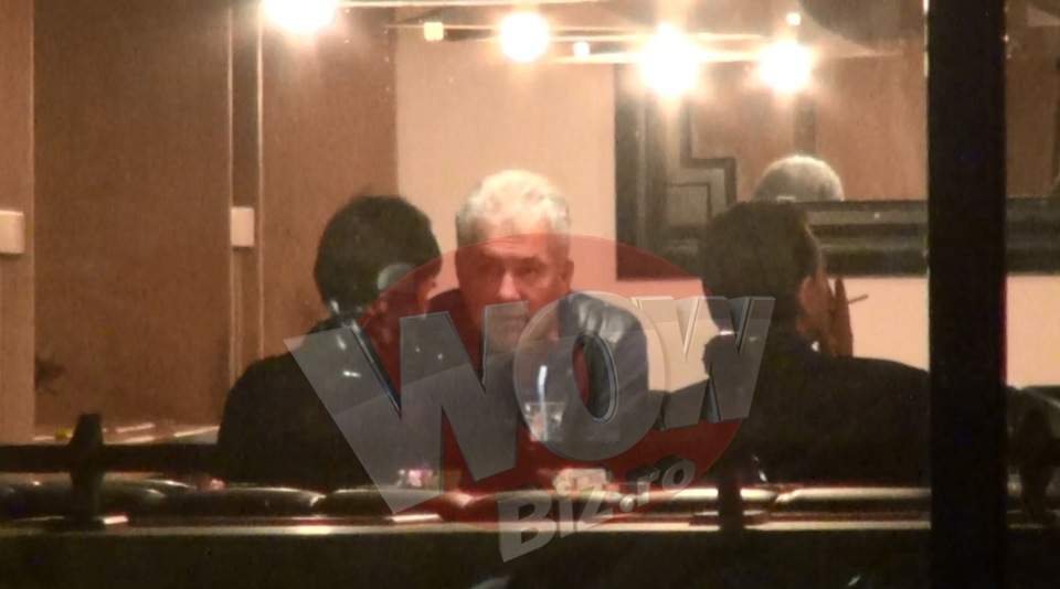 VIDEO EXCLUSIV | Ultimele imagini cu Adriean Videanu in libertate! Fostul primar a avut o intalnire de taina cu un personaj politic extrem de influent din PNL inainte sa fie retinut la DNA!