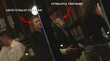 VIDEO EXCLUSIV! De Martisor, Reghe i-a scos pe stelisti la restaurant pentru o cina in familie! Au strans randurile inainte de derby-ul cu Dinamo!