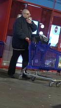 """""""Spaima infractorilor"""" s-a facut baiat de casa! """"Captura"""" modesta intr-un centru comercial din Capitala pentru Sorin Ovidiu Balan VIDEO EXCLUSIV"""