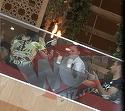 """Gabi Tamas a iesit la masa cu patru """"bombe"""" sexy! Stelistul a avut atitudine de seic de la Dubai VIDEO EXCLUSIV"""
