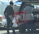 VIDEO EXCLUSIV! Vasile Turcu merge la cumparaturi, dar nu-si cara singur plasele