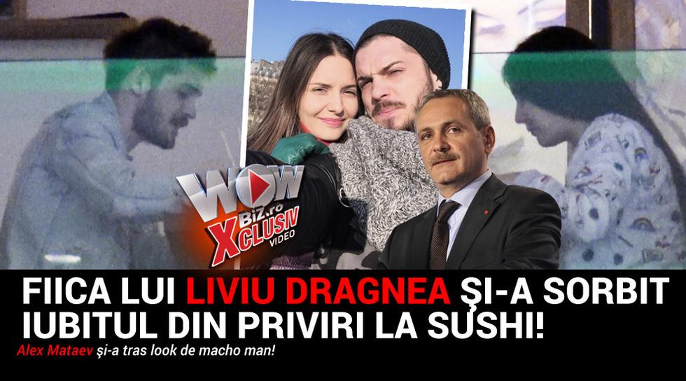 Fiica lui Liviu Dragnea si-a...