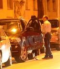 Andreea Marin a blocat circulatia ca sa execute ca la carte o parcare laterala! Cand au vazut cine e la volan, soferii s-au oprit sa ii faca complimente VIDEO EXCLUSIV