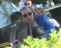 Ilie Nastase, un dandy la 70 de ani! Nu renunta la cercelul din ureche! Fostul tenisman a iesit la terasa imbracat impecabil VIDEO EXCLUSIV