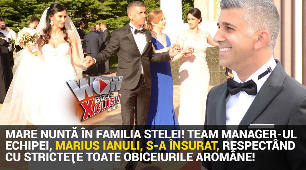 Mare nunta in familia Stelei!...