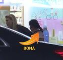 Cristina Rus, soferita de lux pentru sot! Afaceristul nu s-a dat jos nici macar cand consoarta a fost nevoita sa intre la o farmacie VIDEO EXCLUSIV