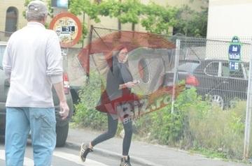"""Asa tupeu de """"macho"""" mai rar! Syda a iesit in oras cu actuala iubita, dar si cu Elena Baguci, partenera lui din mini-vacanta de 1 Mai! Elena Basescu e de mult istorie"""