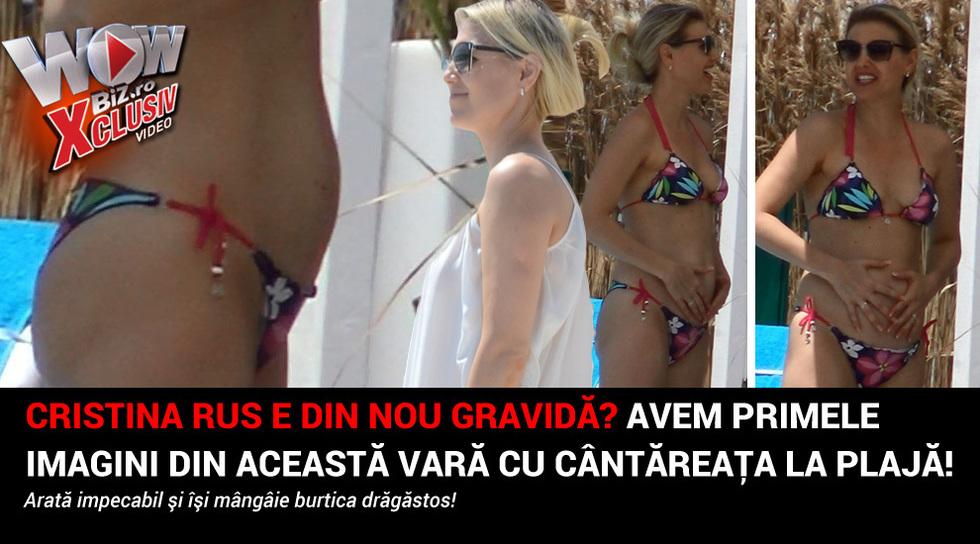 Cristina Rus e din nou...