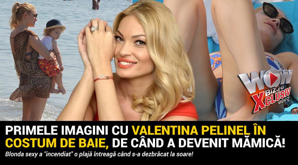 Primele imagini cu Valentina...