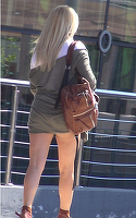 Leta Ilie a facut o nebunie! La 41 de ani, blondina a iesit din casa cu fundul pe afara | VIDEO