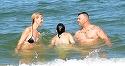 Monica Iagar si-a sarbatorit fiica la mare, alaturi de iubit! Imagini de colectie cu presedintele clubului Dinamo in costum de baie VIDEO EXCLUSIV