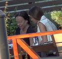 "Andreea Raicu, ""striptease"" la restaurant! Si-a dat jos bluza si si-a scos decolteul la inaintare VIDEO EXCLUSIV"