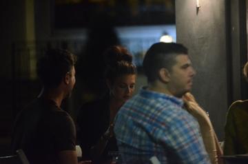 Cristina Ich, sedinta foto ad-hoc in plina strada! | VIDEO