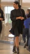 Obrazul subtire cu cheltuiala se tine! Roxana Dobre a iesit la cumparaturi accesorizata cu bijuterii de mii de euro! VIDEO EXCLUSIV