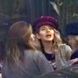 Sore si Lidia Buble, distractie intre fete, cu multe selfie-uri si cocktail-uri fine! Nu stiai ca sunt atat de bune prietene VIDEO EXCLUSIV