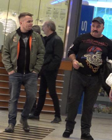 "Codin Maticiuc a iesit cu ""tata"" Nutu Camataru la shopping! La combinatia asta nu s-ar fi asteptat nimeni VIDEO EXCLUSIV"