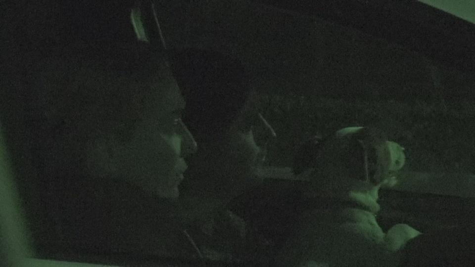 """Tot necasatoriti, dar la fel de indragostiti! Cristina Cioran si Traian Vaduva au scos """"comoara"""" familiei la plimbare VIDEO"""