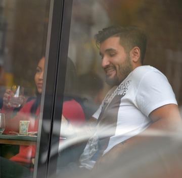 Imaginile care dovedesc ca, in relatia lor, Nadir se lasa condus de iubita! VIDEO EXCLUSIV