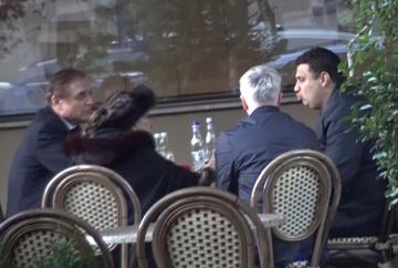 """Regele Mihai e pe moarte, dar printul """"dezmostenit"""" Paul si sotia lui isi vad de combinatiile lor! VIDEO EXCLUSIV"""