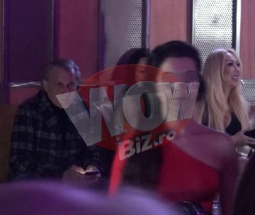 Reactia lui Brigitte Sfat cand il surprinde pe Ilie Nastase admirand posteriorul unei brunete! La 71 de ani, fostul mare tenismen continua sa se uite dupa... alte fuste! VIDEO EXCLUSIV