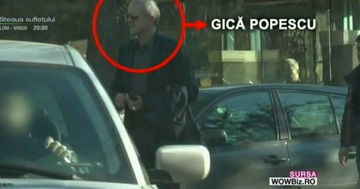 Gica Popescu, schimbare de look! S-a tuns scurt ca sa nu se mai vada ca a inceput iar sa cheleasca?