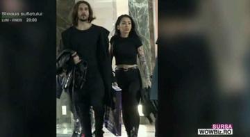 Iubitul lui Ruby a cedat! Artista l-a carat cu ea prin mall, la cumparaturi, iar el...