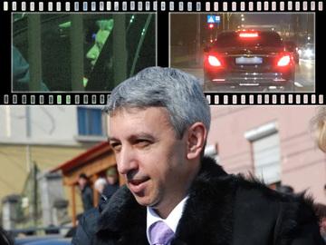 Senzational cu Dan Diaconescu! Proaspat eliberat, omul de afaceri s-a intors la penitenciar la bordul unei masini de lux! | VIDEO EXCLUSIV