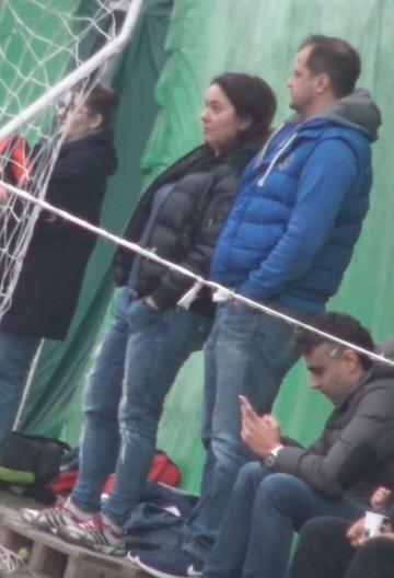 Fiul lui Serban Huidu joaca fotbal! Carcotasul si sotia au venit sa-l sustina la meci | VIDEO