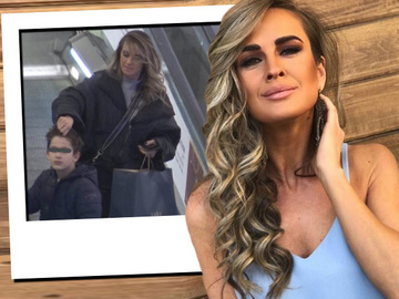 Cum se poarta Diana Munteanu cu fiul ei! Imagini explicite surprinse de paparazzii WOWbiz.ro – Video Exclusiv!