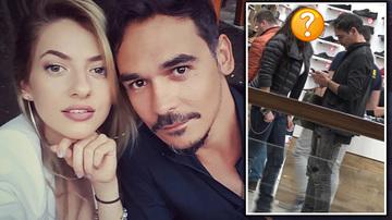 Cu cine a fost surprins Razvan Simion la cumparaturi? Nu e vorba despre Lidia Buble – Video Exclusiv