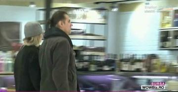 Zvonurile nu le-au afectat casnicia! Marian Ionescu si Octavia Geamanu, impreuna la mall!