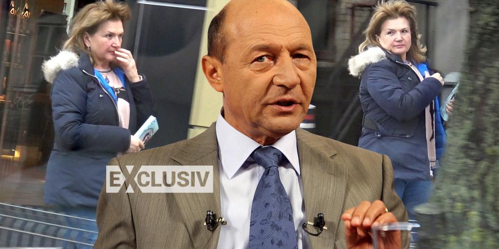 Imagini rare cu Maria Basescu! Nimeni nu a mai vazut-o demult pe sotia fostului presedinte! Ce face azi si cum arata! VIDEO EXCLUSIV