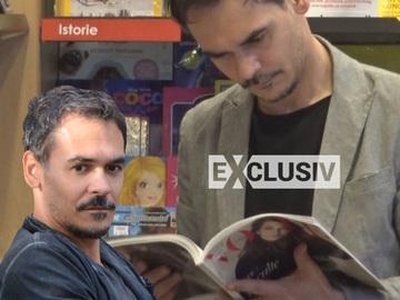 Razvan Simion spulbera mitul! Barbatii se pot indragosti de revistele pentru femei | VIDEO EXCLUSIV
