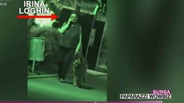 Ce face Irina Loghin noaptea pe strada? Paparazzii Wowbiz au surprins-o cu Tomi