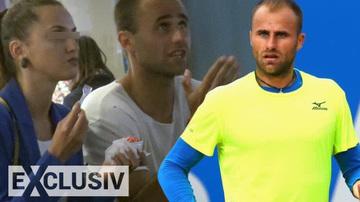 Marius Copil, cel mai bun tenismen roman, si-a scos iubita la o inghetata in mall! | VIDEO EXCLUSIV