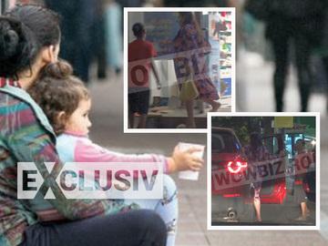 Oana Roman nu incurajeaza cersetoria! Vedeta a refuzat sa ii dea bani unei fete de pe strada! Imagini surprinse de paparazzii WOWbiz.ro VIDEO EXCLUSIV